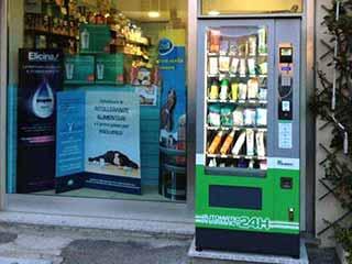 Distributori automatici 24h