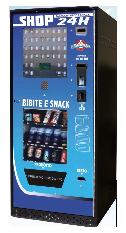 distributore automatico sigarette